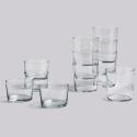 Glass / S - set 4