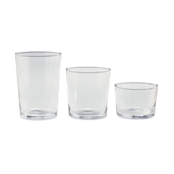 Glass / M - set 4