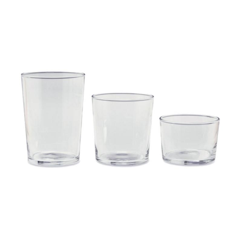 Glass / M - set 4