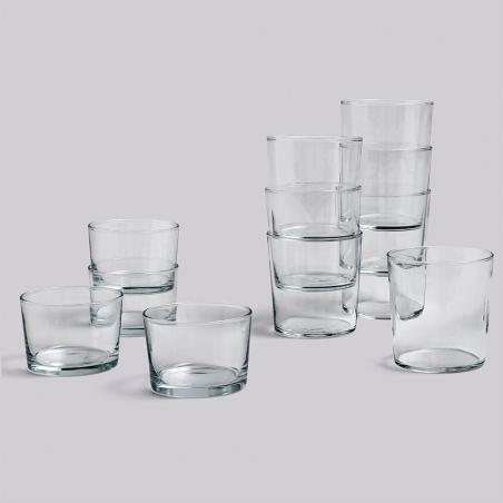 Glass / L - set 4