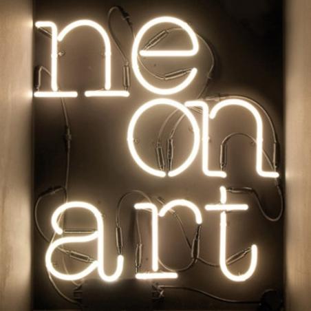 Neon Art - Alphabet