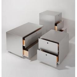 Cassettiera 60x45 - 2 cassetti