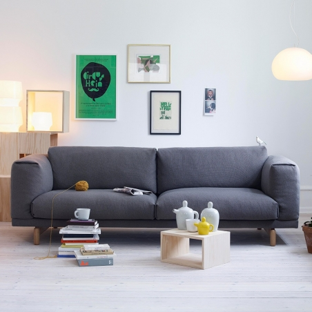 Rest Sofa - 3 posti