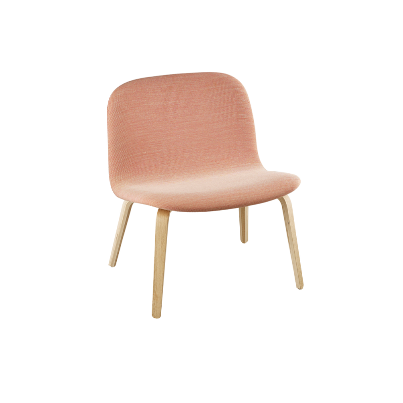 VISU LOUNGE CHAIR/ Textile Shell