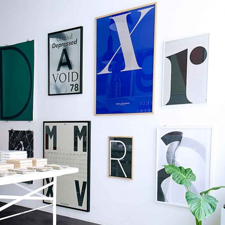 In Love With Typography 5 - X