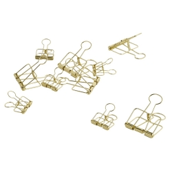 Outline - Set of 10 paperclips