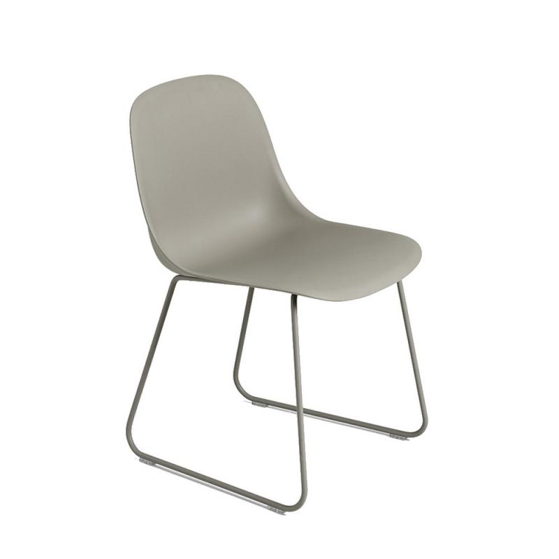 Fiber Chair Sled Base