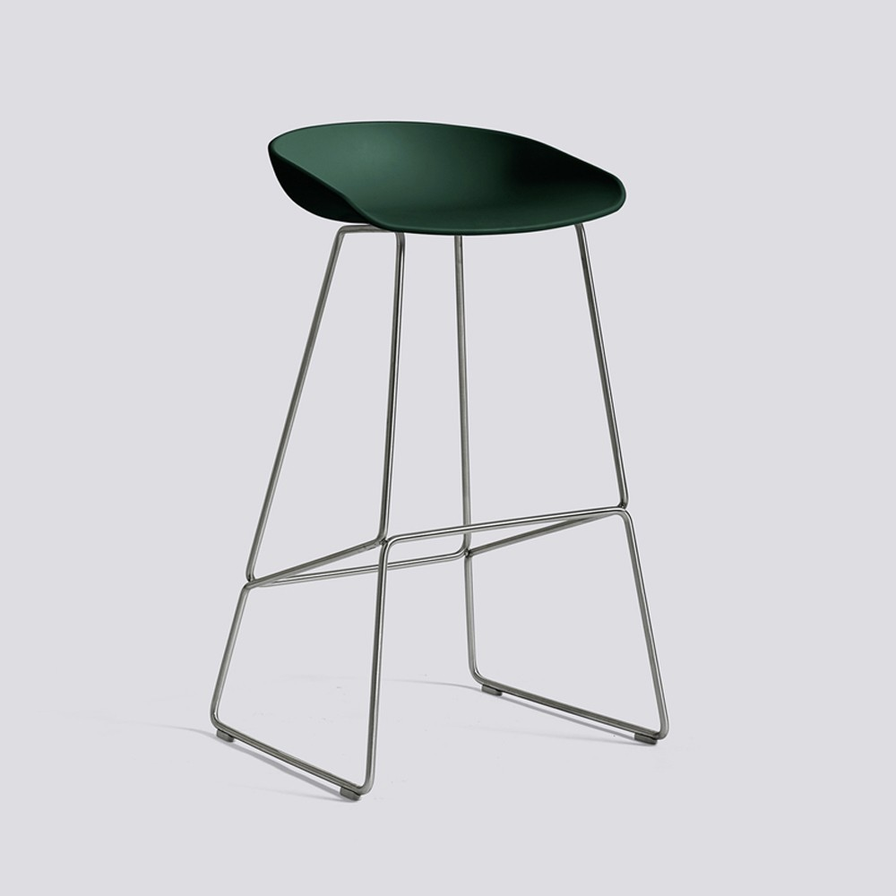 Hay Stools About A Stool 38 Aas38 H 64 Cm Stainless