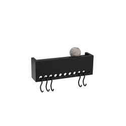 So-Hooked Wall Rack Mini