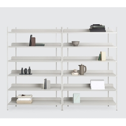 Compile Shelving System/ Configuration 8