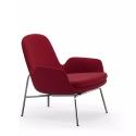 Era Lounge Chair Low Chrome