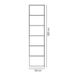 Krossing Maxi 50x203 cm