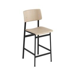 Loft Bar Stool / H: 65cm