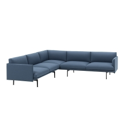 Outline Corner Sofa