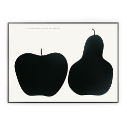 Tre, la mela e la pera