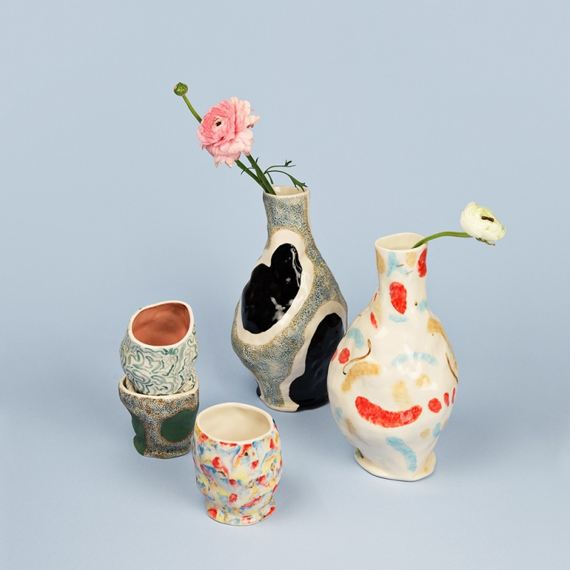 JESSICA HANS Vase