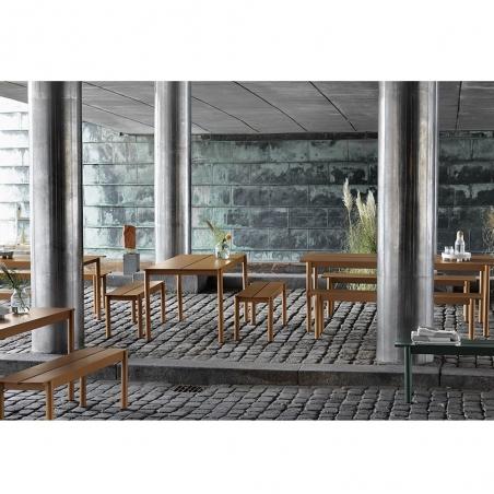 Linear Steel Table 200x75
