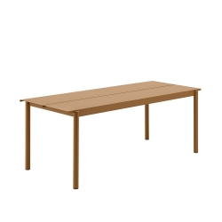 Linear Steel Table 200x75