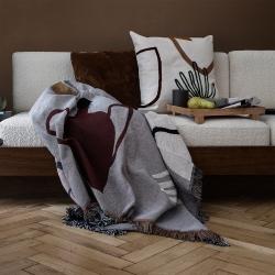 Mirage Blanket - Grey