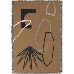 Mirage Blanket - Mustard