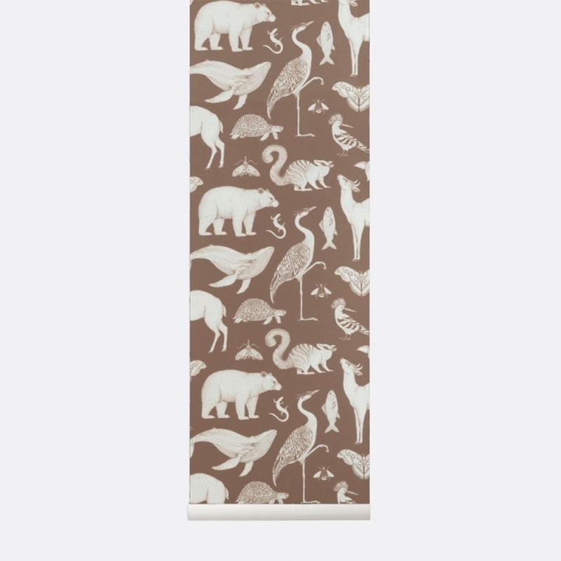 Katie Scott Wallpaper - Animals