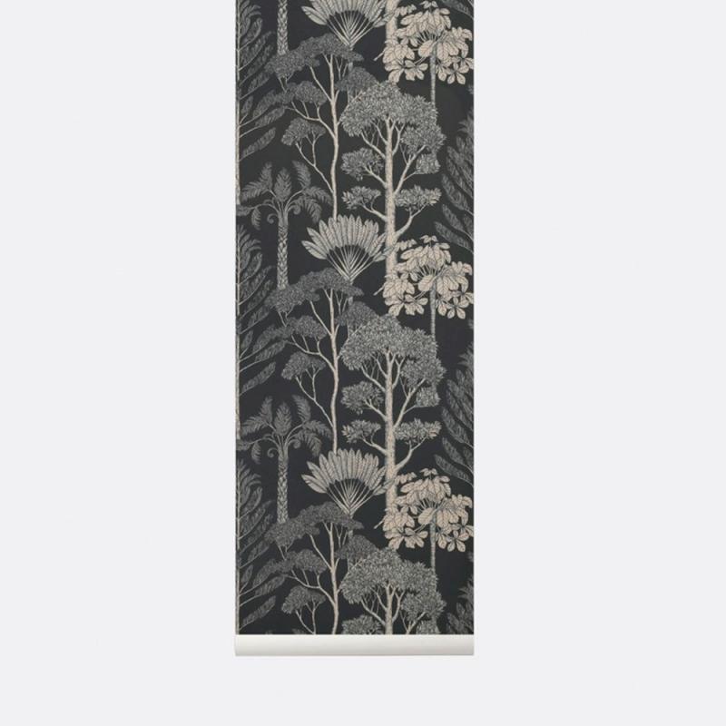 Katie Scott Wallpaper - Trees