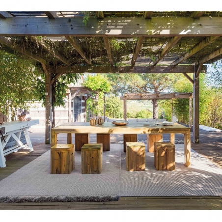 Garden Layers Rug / Gofre
