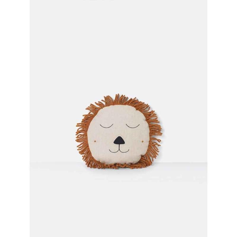 Safari Cushion - Lion