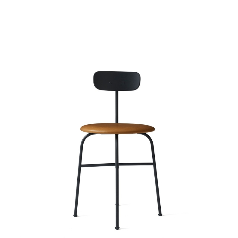 Afteroom Dining Chair-4 Legs-Leather