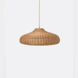Braided Lampshade