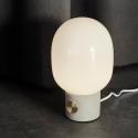 Jwda Lamp, Concrete