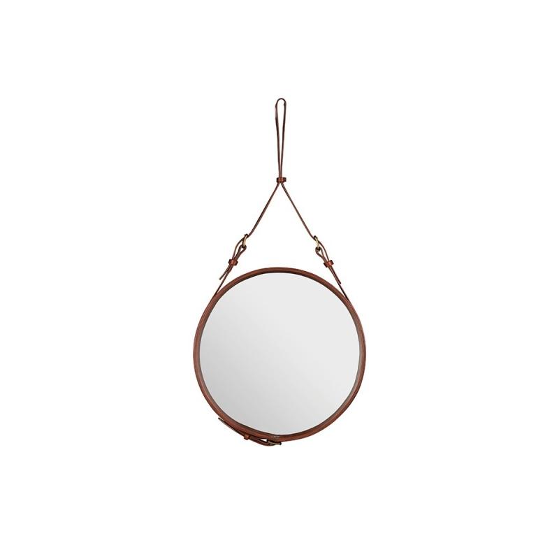 Adnet Wall Mirror, Circular, Ø58