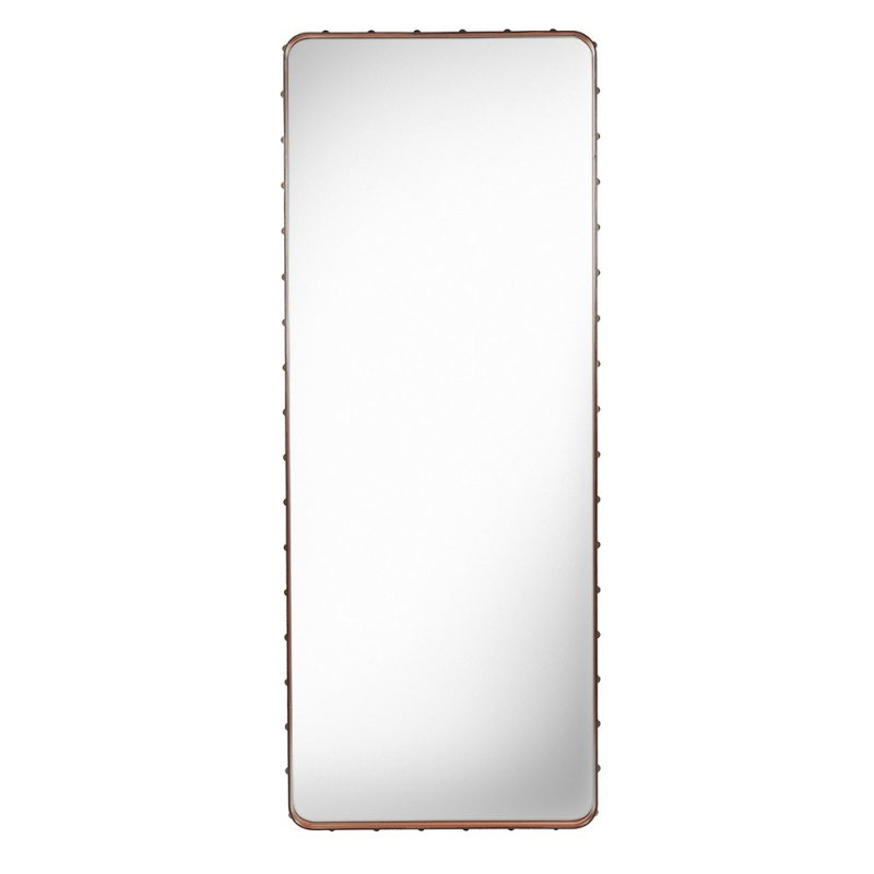 Adnet Wall Mirror, Rectangular, 70x180