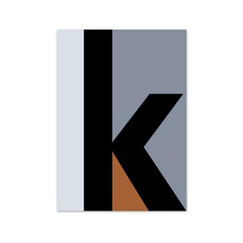 K - Poster