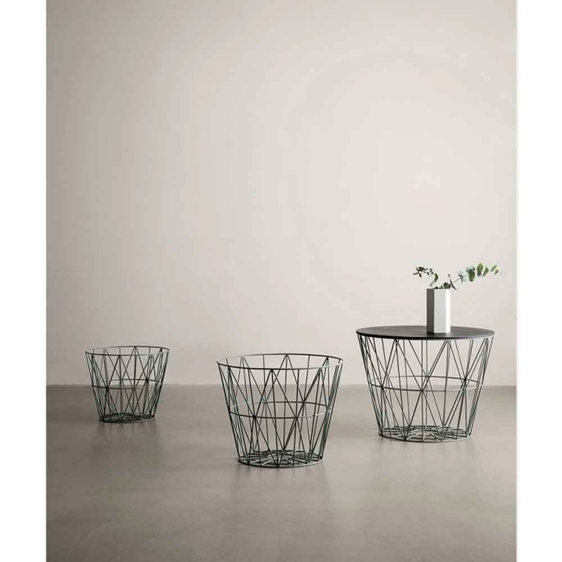 Wire Basket Top - Small