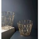 Wire Basket Top Medium