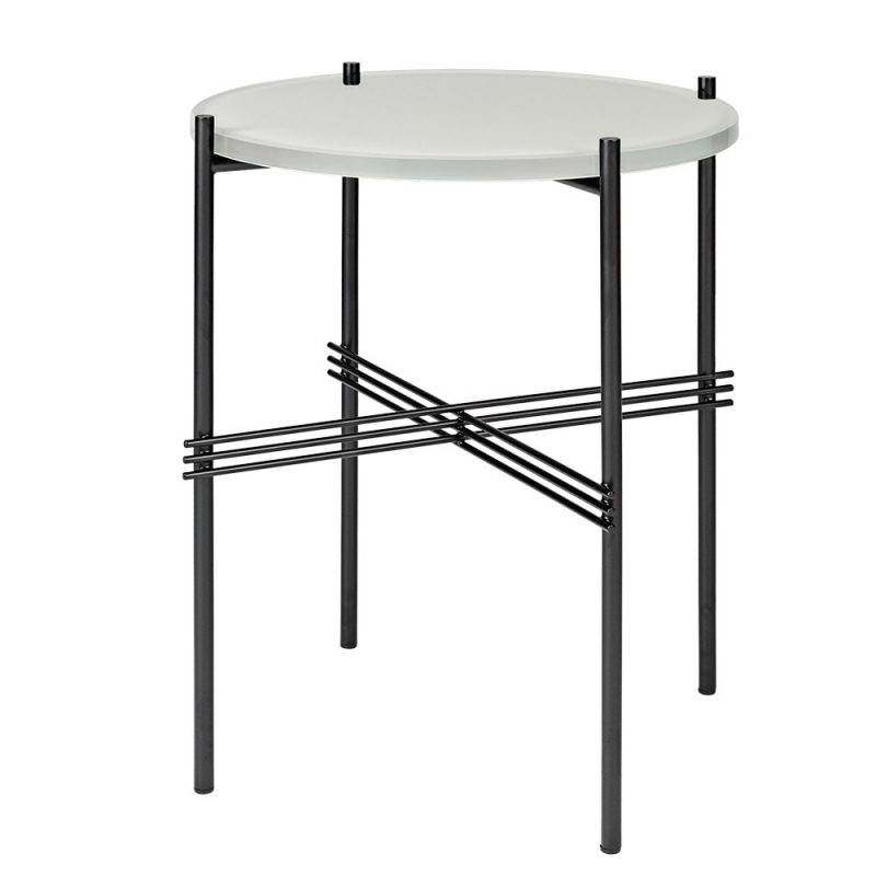 Ts Side Table, Black Base