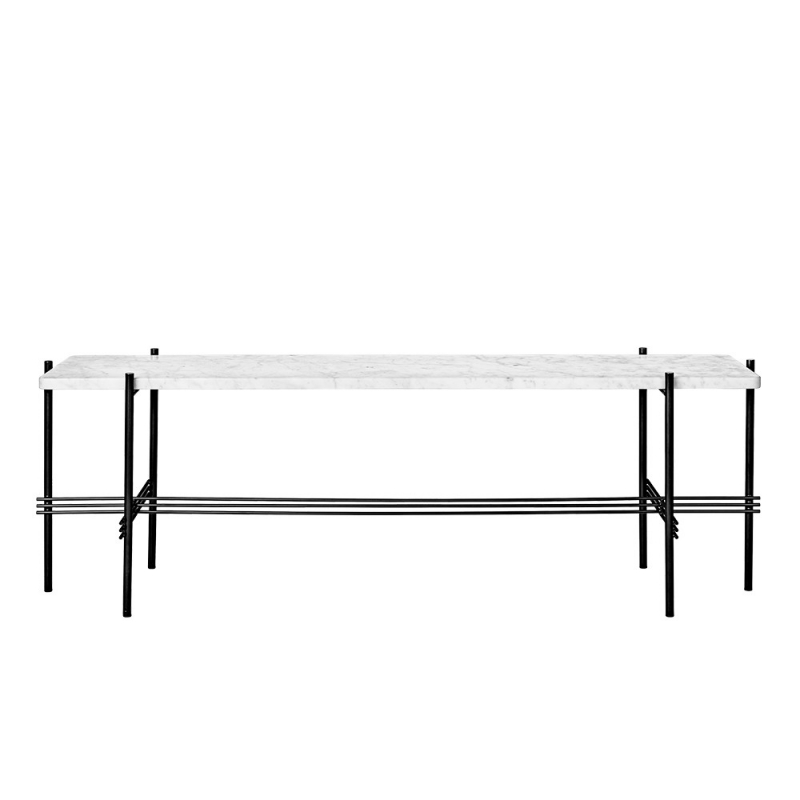 TS Console, 120X30X40, Black Base