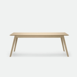 Aise Table, Wood Leg, 90x140