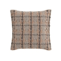 Garden Layers / Checks Cushion