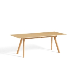 CPH 30 Extendable Table Solid Oak 80x160/310 cm