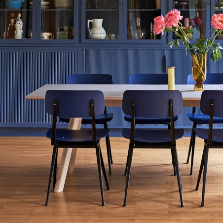 CPH 30 Extendable Table Solid Oak 90x200/400 cm