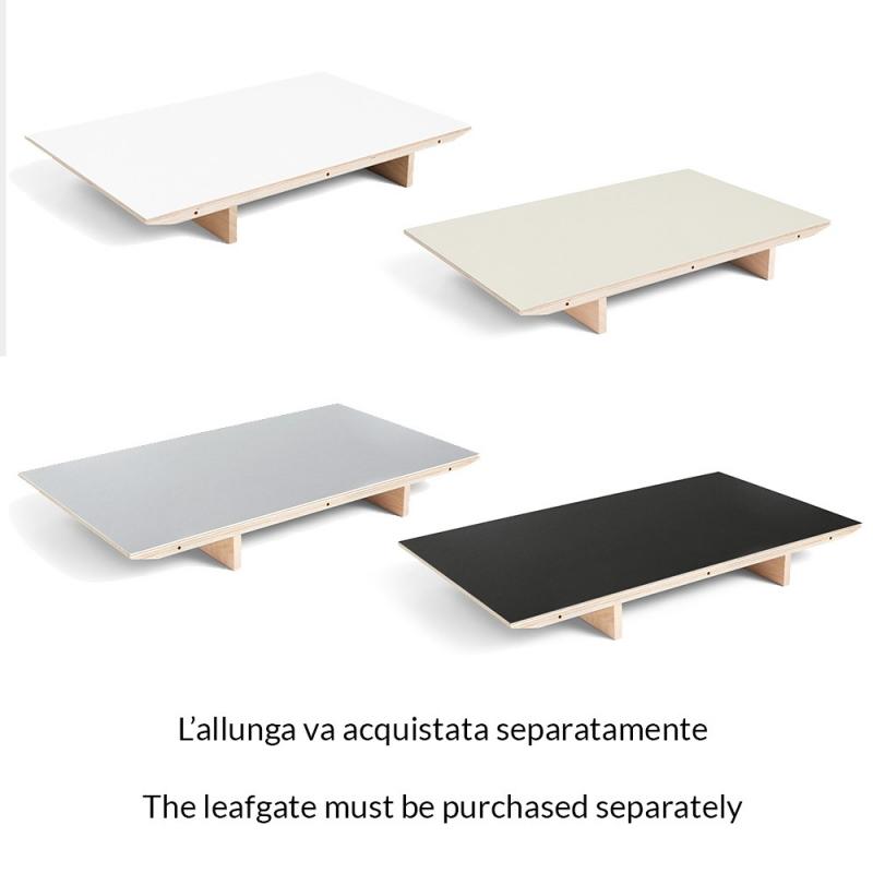 CPH 30 Extendable Table Solid Oak 80x160/310 cm
