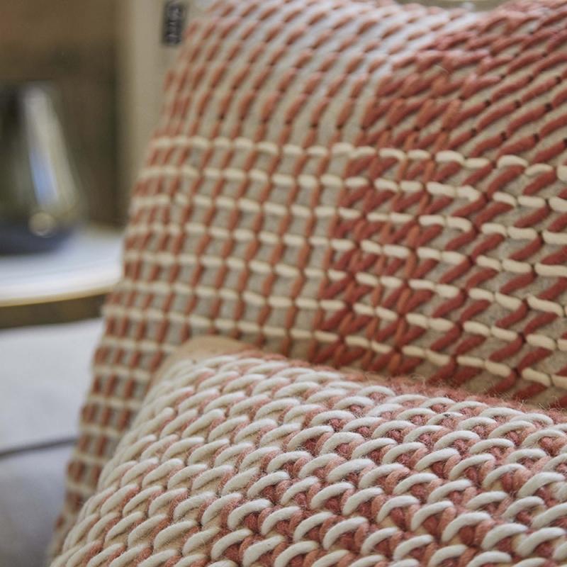 Canevas GEO Cushion 60 x 35 cm