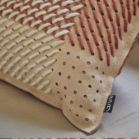 Canevas GEO Cushion 50x50 cm