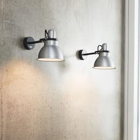 Type 1228 Metallic_ Wall Lamp