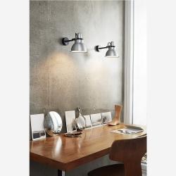 Type 1228 Metallic_ Wall Lamp