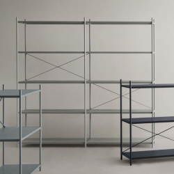 Punctual Shelving System- Two Vertical Module