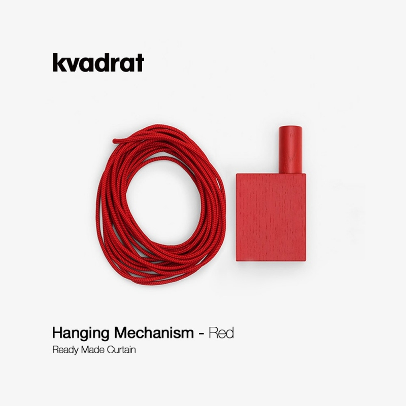 Ready Made Curtain_Hanging mechanism_ Set 2