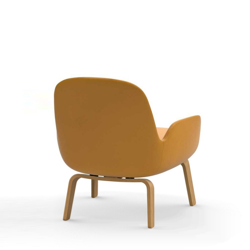 Era Lounge Chair Low Oak